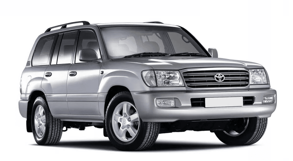 Аренда Toyota Land Cruiser 100 - 2002 в Бишкеке